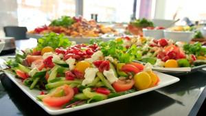 Vegetarbuffet