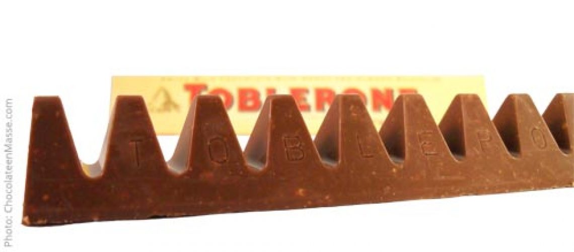 Toblerone-Chocolate